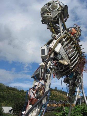 Eden Project: Waste monster