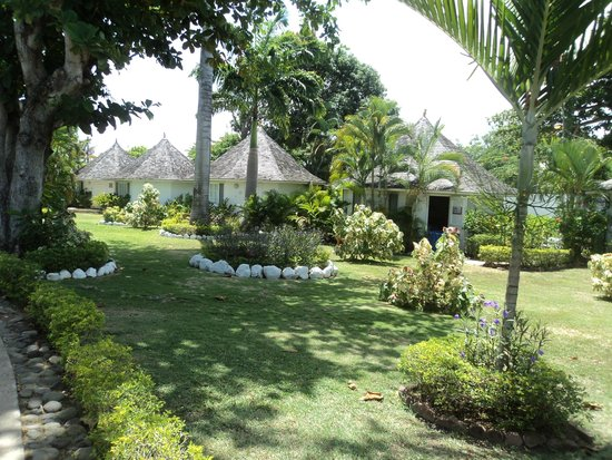 Royal Decameron Club Caribbean : Nice bungalows