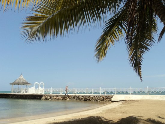 Royal Decameron Club Caribbean : Ah! the peaceful beach...