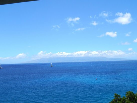 Sheraton Maui Resort & Spa: View from the lanai