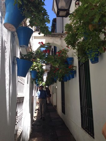 Historic Centre of Cordoba: Il barrio ebraico