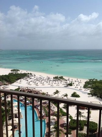 The Ritz-Carlton, Aruba: View from Balcony
