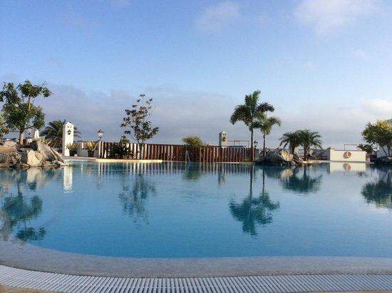 Melia Hacienda del Conde: View of the pool on the 4th floor