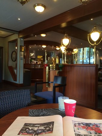 Quality Hotel Floro : Lobbyen