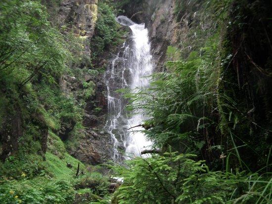 Hotel Bellavista: cascata di ponte di legno