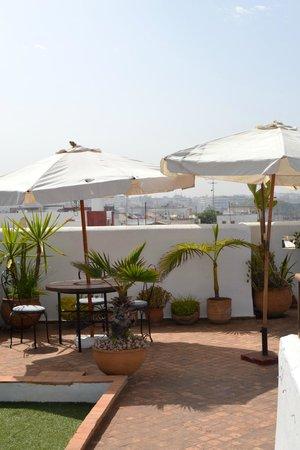 Riad Marhaba: Roof (morning)
