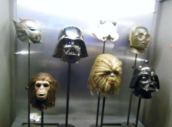 Musée national du cinéma (Turin) : Star Wars