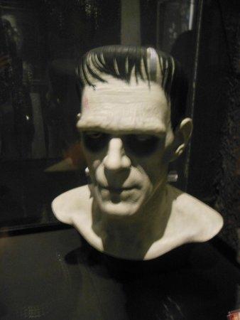 Musée national du cinéma (Turin) : Frankenstein