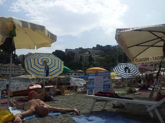 Lido Mazzarò: spiaggia pubblica