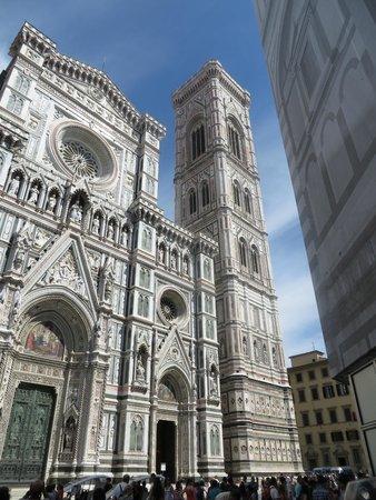Piazza del Duomo: Facade with Bell Tower