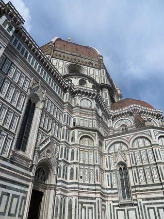 Piazza del Duomo: Duomo detail