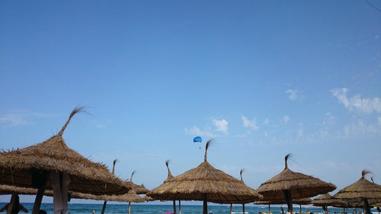 Nour Palace Resort : Strand