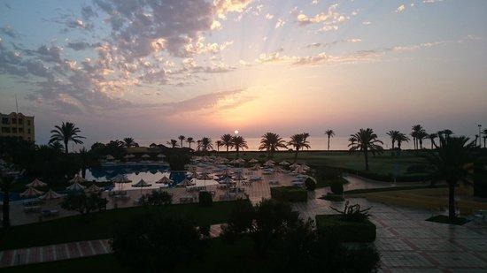 Nour Palace Resort : Zimmeraussicht