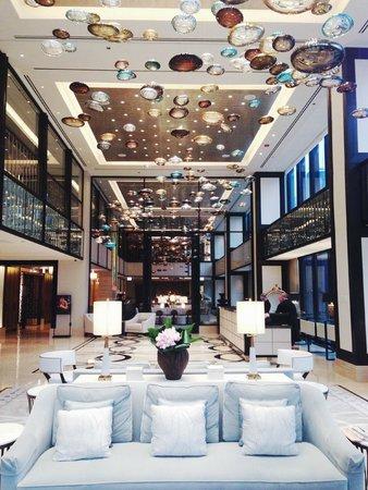 The Langham, Chicago: Main Lobby