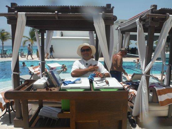 Hyatt Zilara Cancun: Great Serivice