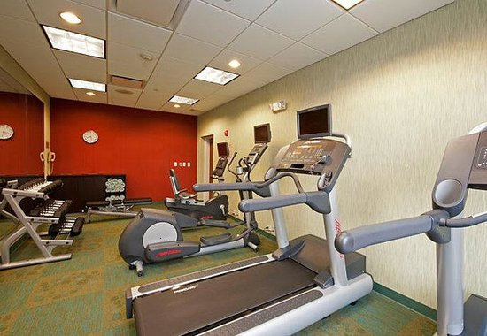 SpringHill Suites by Marriott Chicago Naperville / Warrenville: Fitness Center