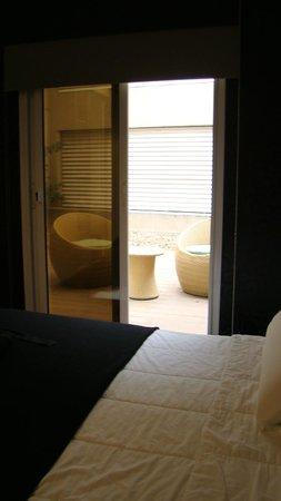 Don  Boutique Hotel: varanda do quarto