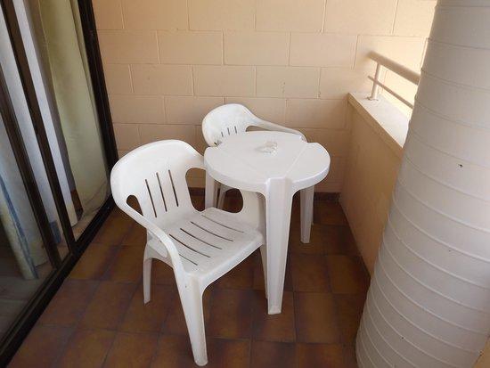 Rosamar & Spa: balcony