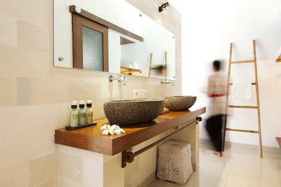 Villa Disana & Spa: double sinks