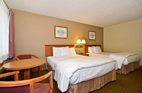 Americas Best Value Inn John Day: Queens Guest Room