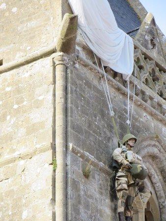 Hotel Le Bayeux: Sainte Mere-Eglise