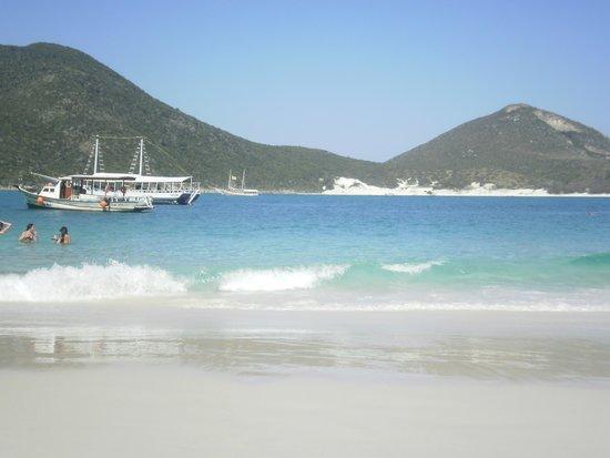 Prainhas do Pontal do Atalaia: Hermosas playas virgenes