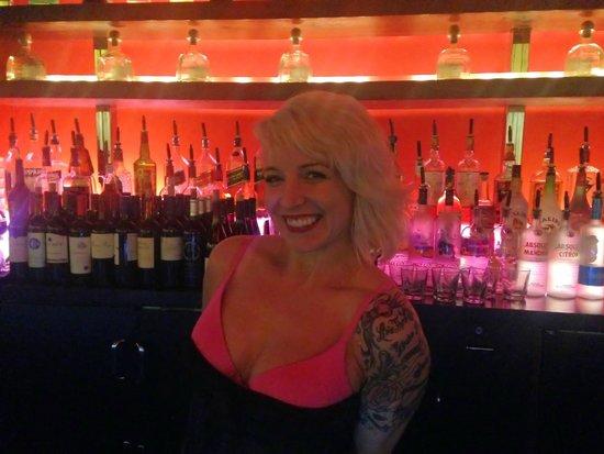 The Venetian Las Vegas: V Bar -  Lissa