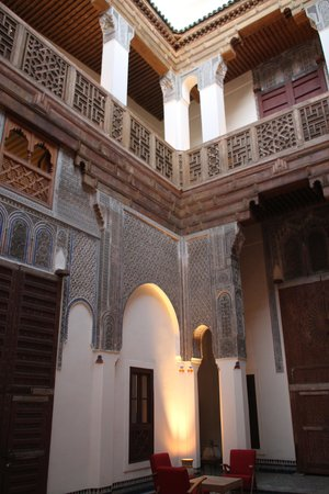 Hotel & Spa Riad Dar Bensouda : patio