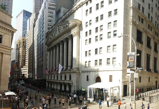 Real New York Tours: Wall Street