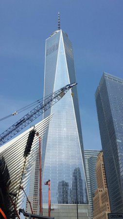 Real New York Tours: One WTC