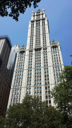 Real New York Tours : Love these buildings