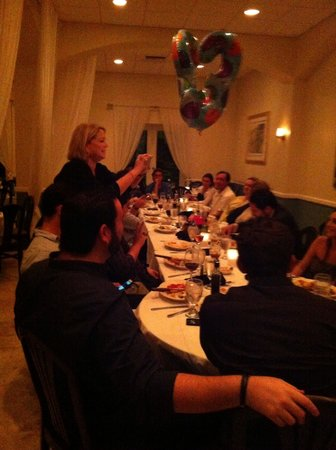 Acquo 124 : Good for groups and privet events