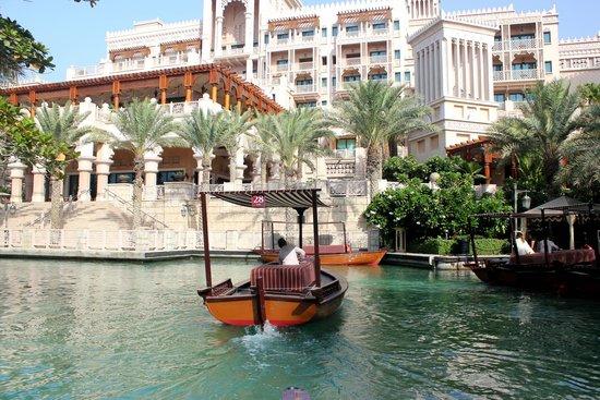 Jumeirah Dar Al Masyaf at Madinat Jumeirah : Abra tour