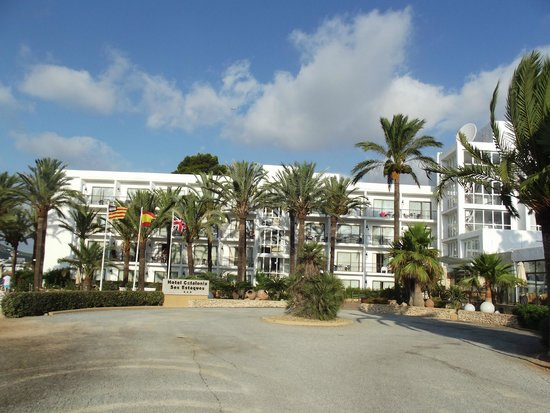 Catalonia Ses Estaques: Lovely Hotel