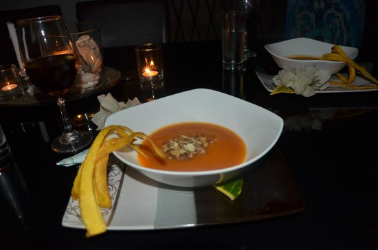 Mario's Cuisine: Mind blowing ginger soup!