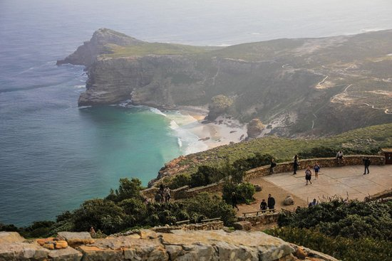 Cape Point Nature Reserve: Такой вид...