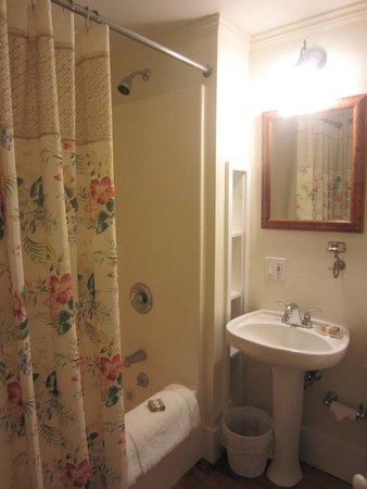Jonathan Munroe House: Bathroom from Room #1
