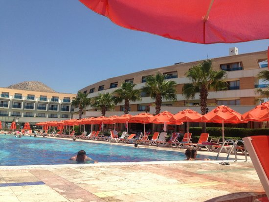 Grand Park Bodrum: Main Pool