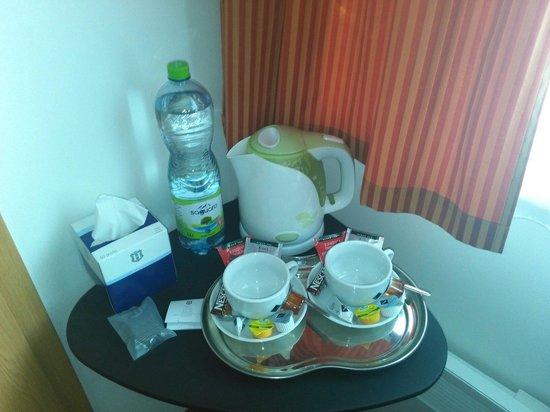 Habitat 16: Kawa herbata
