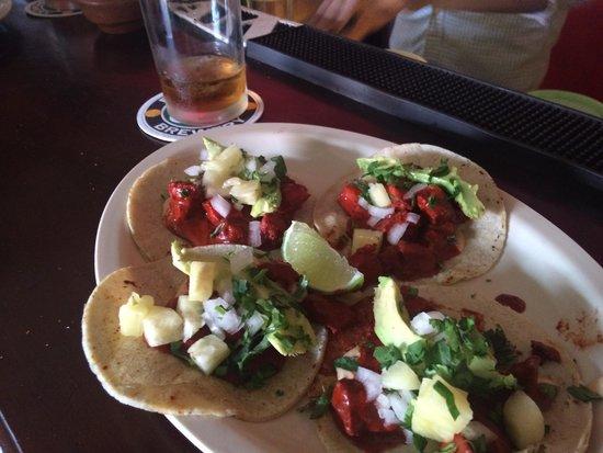 Cactus: Best al pastor tacos in town!