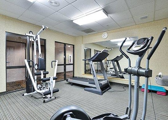 Comfort Inn & Suites: exercise room