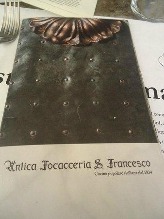 Antica Focacceria San Francesco: Antica Focacceria di San Francesco