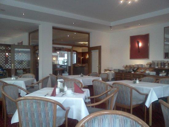 Fortuna Hotel: restaurant