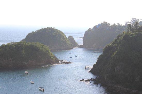 Costa Careyes: Careyes bay
