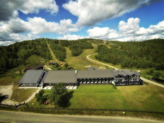 Nesbyen Municipality, Norvegia: Ranten Hotell Sommer 2014