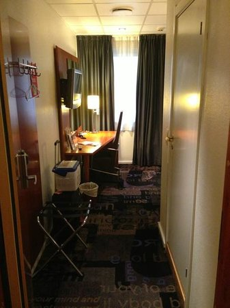 Comfort Hotel Boersparken : room