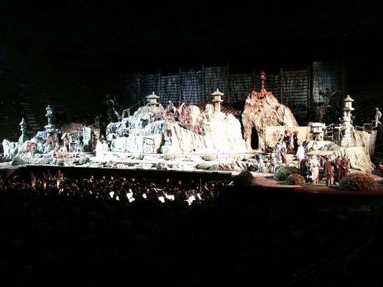 Arena di Verona: Puccini : Madama Butterfly, un dramma coinvolgente