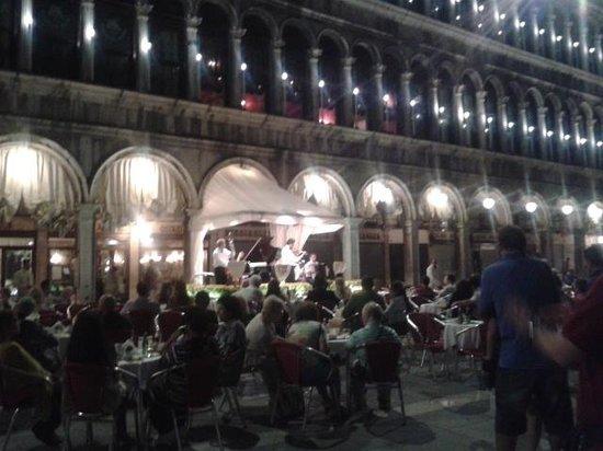 Ca' del Campo Hotel: San Marco Square At Night