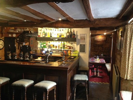 The Plough Inn Restaurant: The Bar