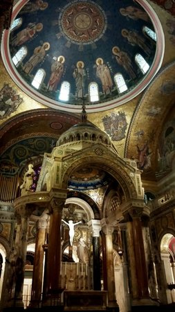 Cathedral Basilica of Saint Louis: amazing!